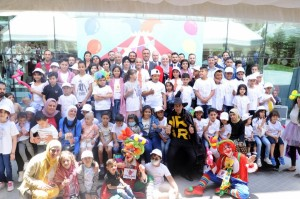 بنك القاهرة عمان يدعم المخيم الصيفي السنوي لأطفال مركز الحسين للسرطان للسنة 13 على التوالي