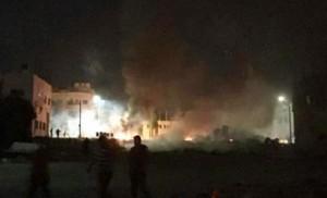 الأغوار الشمالية...أعمال شغب وحرق منزل على خلفية جريمة سابقة في بلدة المشارع