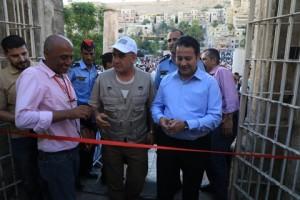 وزير الثقافة  ابو رمان يفتتح اضخم مبادرة ثقافية حول الكتاب في تاريخ الاردن