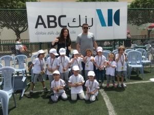 مشاركة بنك ABC الأردن برعاية المهرجان الرياضي السنوي لمدارس المونتيسوري الحديثة