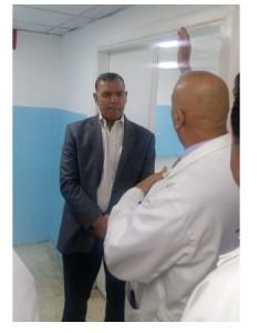 وزير الصحة يبدي استغرابه من الحديث عن خصخصة القطاع الصحي الحكومي