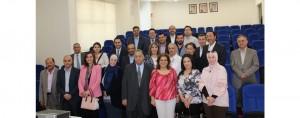 جماعة عمان تزور صندوق استثمار اموال الضمان الاجتماعي