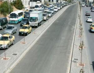 مسار الباص السريع
