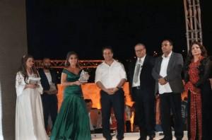 افتتاح مهرجان السينما في جرش  دورة الراحل حسان ابو غنيمة .. بالصور