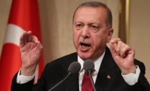 أردوغان: لن نبقى صامتين على ارهاب إسرائيل