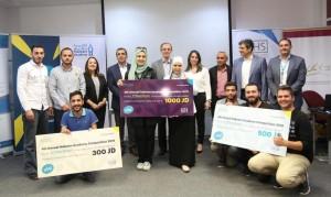 جامعة العلوم التطبيقية الخاصة تحصد المركز الأول بين الجامعات الأردنية في مسابقة حكيم