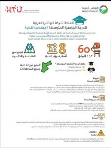 شركة البوتاس العربية تقدم 60 منحة دراسية في مجال الهندسة التقنية في جامعة الحسين التقنية ..