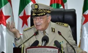 """قائد الجيش الجزائري يعتبر أن المطالب """"الأساسية"""" لحركة الاحتجاج تحققت"""