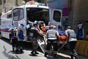 وفاة شخص وإصابة آخر اثر حادث تدهور مركبة في محافظة معان
