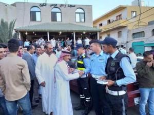 السير وصفوة الإسلامي يسلطان الضوء على أهمية الالتزام بقواعد المرور