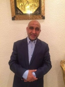المناصير نائبا لأمين عمان