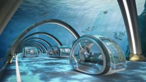 المستقبل بعد 50 عاما: طرق سريعة تحت الماء وألواح طائرة و
