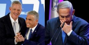 نتائج الانتخابت الاسرائيلية تنسف فرصة نتنياهو بتشكيل الحكومة