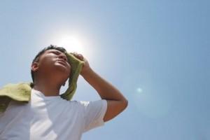 الأرصاد تحذر الأردنيين من التعرض للشمس
