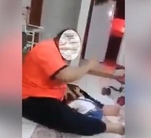 الامن العام : فيديو الاعتداء على الطفلة ليس بالاردن