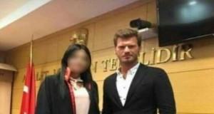 إحالة قاضية للتحقيق بسبب صورة مع الممثل التركي «مهند»