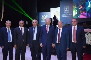 حفل بهيج لجامعة عمان الأهلية بمرور 30 عاما على تأسيسها
