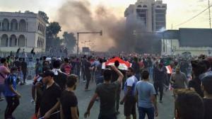 9 قتلى وحظر تجول في بغداد من فجر الخميس حتى إشعار آخر