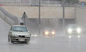الدفاع المدني : يحذر المواطنين من الإنزلاقات المرورية جراء تساقط الأمطار المتوقعة اليوم وغداً