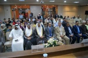 انطلاق فعاليات مهرجان المفرق الخامس للشعر العربي بالشعر والغناء