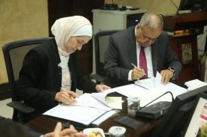 جامعة البترا توقع اتفاقية لتجهيز مختبر للتحقيقات الجنائية وأمن المعلومات