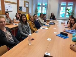 جامعة عمان الأهلية تشارك في فعالية التبادل والحراك الأكاديمي في جمهورية التشيك