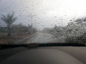 عدم استقرار جوي وفرصة لزخات أمطار رعدية