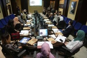 مركز التطوير الأكاديمي ينهي البرنامج التدريبي لأعضاء الهيئة التدريسية الجدد