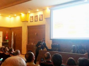 إنشاء مركز للبحوث الدوائية والتشخيصية بكلية الصيدلة في جامعة عمان الأهلية