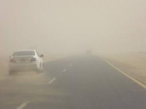 الاربعاء .. ارتفاع على درجات الحرارة واستمرار الرياح الشرقية المثيرة للغبار
