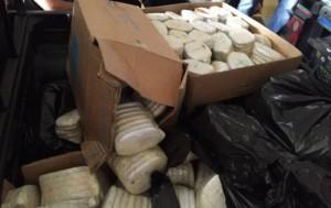 ضبط 4 ملايين حبة مخدرة داخل شاحنة في مركز حدود