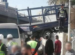 حادث غريب في عمان