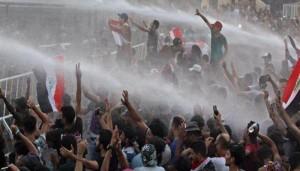 5 قتلى في احتجاجات العراق