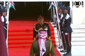 الملك يفتتح الدورة العادية الرابعة لمجلس الأمة