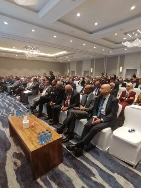 الصرايره  يرعى انطلاقة فعاليات  المؤتمر الدولي الثاني للهندسة الصناعية