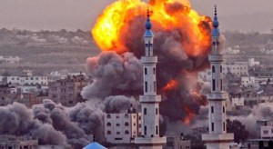 3 شهداء و18 مصابا في غزة