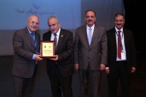 المؤتمر التاسع للبحث العلمي في الاردن يكرّم جامعة عمان الاهلية