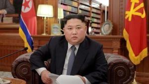 زعيم كوريا الشمالية يهنئ محمود عباس باستقلال فلسطين