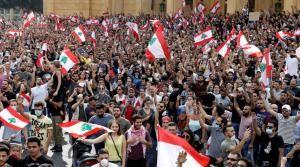 تواصل الاحتجاجات الشعبية في لبنان