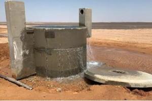 المياه والري : وقف ضخ مياه الديسي 96 ساعة لاجراء صيانة وقائية