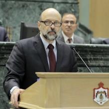 الرزاز للأردنيين: موازنة العام المقبل لن تكون سهلة