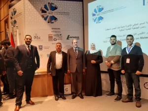 عميد كلية الهندسة بجامعة عمان الاهلية يشارك في المؤتمر الاقليمي لمعهد الخرسانة الأمريكي