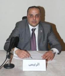 نهار الجواميس الدعجة رئيسا للجنة طواريء مجلس العاصمة