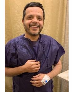 محمد هنيدي يخضع لعملية جراحية خطيرة تستغرق 5 ساعات