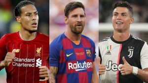 صحيفة تحسمها : الكرة الذهبية لهذا اللاعب!