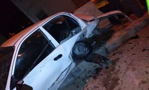وفاة شخصين وإصابة آخر اثر حادث تصادم في محافظة معان