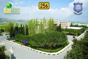 عمان الأهلية في المرتبة 256 عالميا بتصنيف الجامعات UI Green Metric