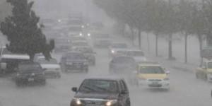 الأمانة تعلن الطوارئ المتوسطة للتعامل مع المنخفض الجوي