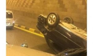 الكويت تنفي تسبب مواطنيها في حادث عبدون