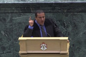 رفض رفع حصانة النائب غازي الهواملة